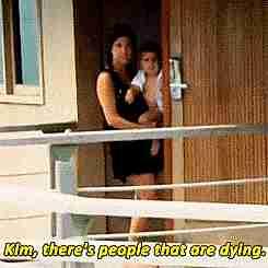 kourtney y khloe kardashian