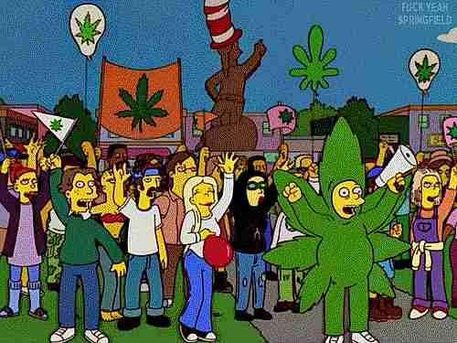 Simosons marihuana