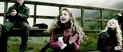Escena de Harry Potter