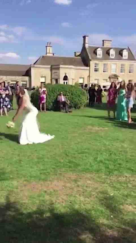 situaciones inusuales en una boda