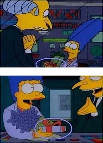 marge regalo