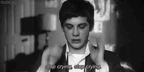 Deja de llorar