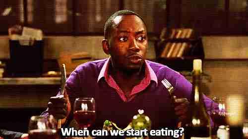 Cuando podremos comenzar a comer