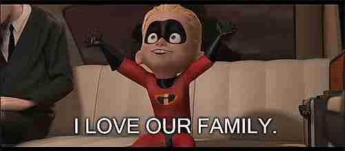 amo nuestra familia