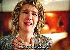 ¿Dónde está mi bebé?