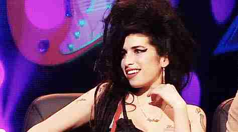 gif Amy Winehouse