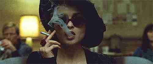 Helena Bonham Carter como Marla