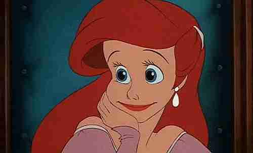 """Ariel, """"La sirenita"""""""