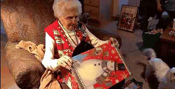 regalo de la abuela