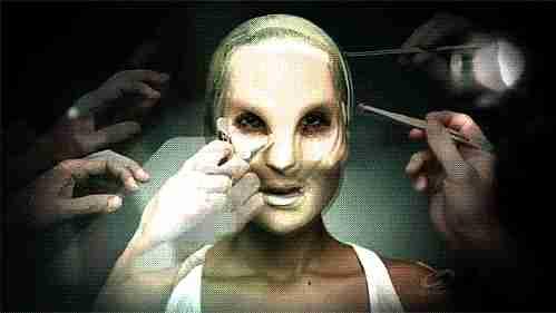 maquillaje de efectos especiales