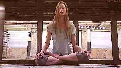 yoga gif