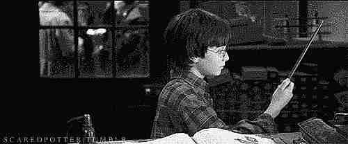 varita de Harry