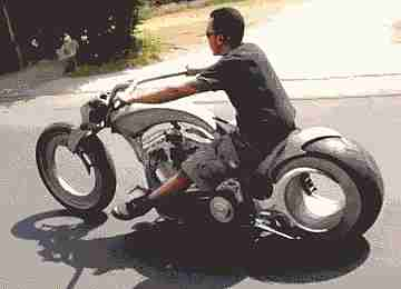 moto sin eje