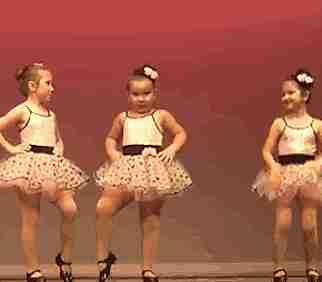 Gif bailarina