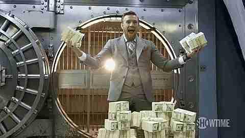 bóveda y dinero