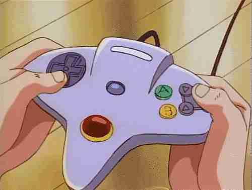 Control de videojuego