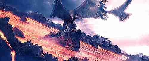 águilas del señor de los anillos