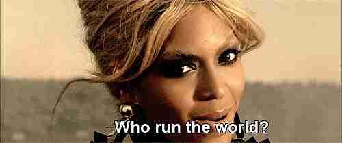 ¿Quiénes dominan el mundo? ¡Las chicas!