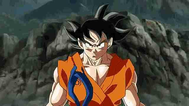 Goku gif