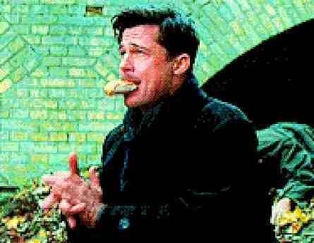 Brad Pitt gif