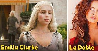 El Cuerpo De La Doble de Daenerys Es Más Sexy Que El De Emilia Clarke