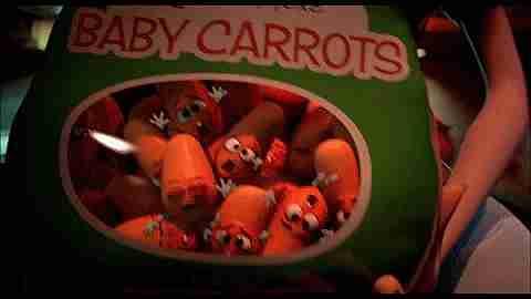 zanahorias bebé