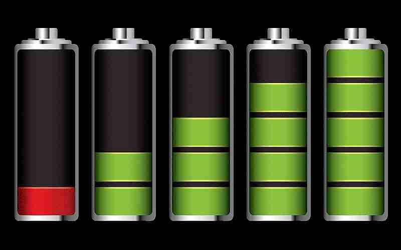 recargar baterías