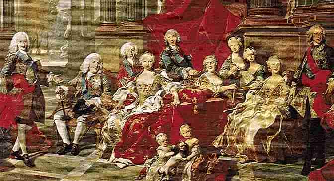 realeza europea