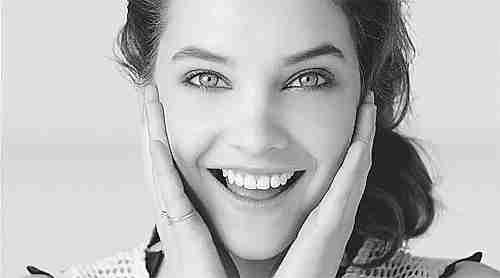 belleza facial gif