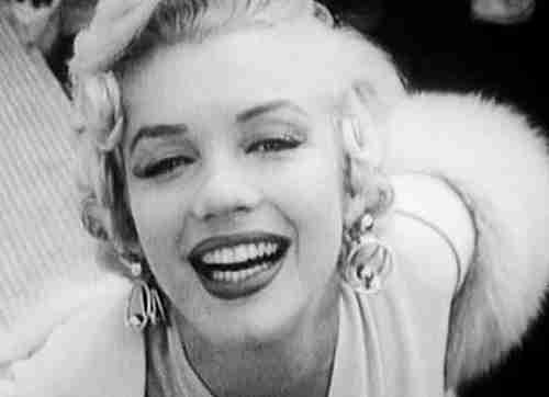 Marilyn monroe gif