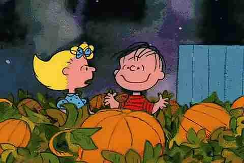 Linus y Sally