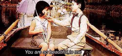 Eres muy hermosa para mi