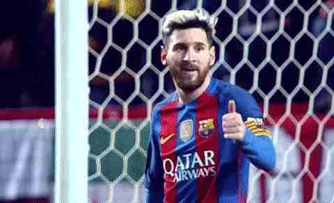 Messi gif