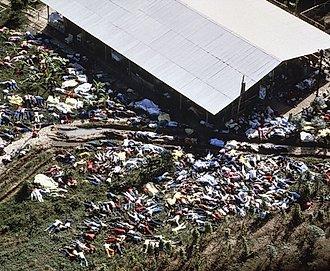 Masacre de Jonestown