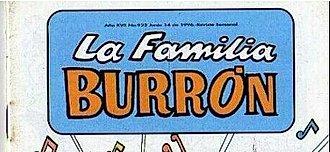 """""""Familia Burron"""""""