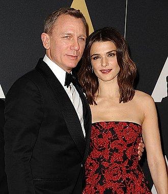 Rachel Weisz y Daniel Craig