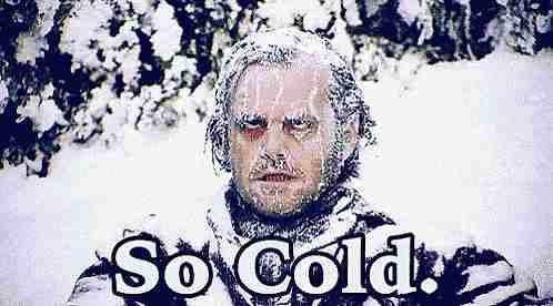 """""""Muy frío"""""""