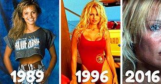 La Fascinante Transformación de Pamela Anderson