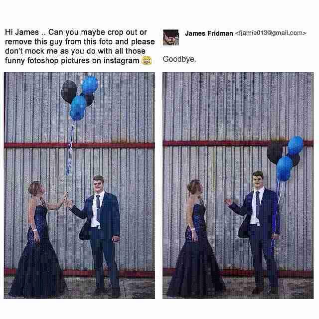 volando con globos