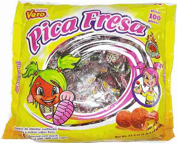Pica Fresas