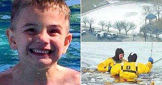 Un Niño De 6 Años Desapareció En Año Nuevo.