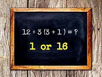Desafió matemático