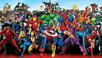 Heroes marvel