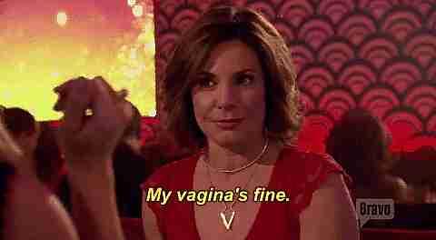mi vagina está bien