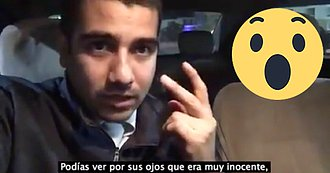 Chofer de Uber Salvó a Niña Víctima del Tráfico Infantil (VIDEO)