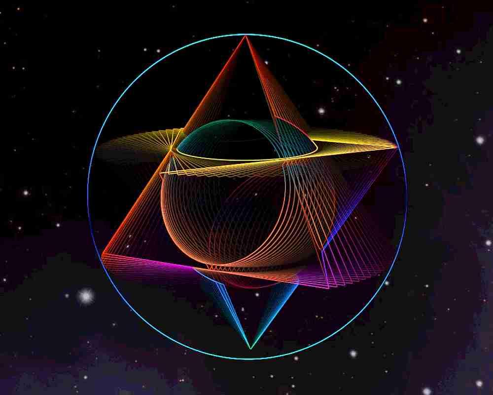 Figuras geométricas y la mente