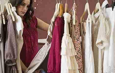 elegir ropa