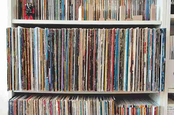 escondite albumes