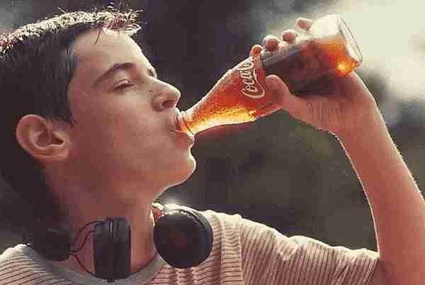 tomar soda