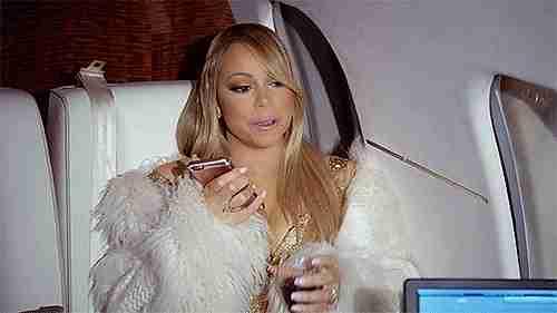 Mariah Carey gif